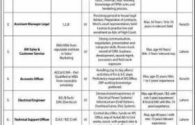 National Industrial Parks Development Company Jobs 2020