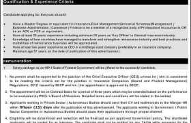 Pakistan Reinsurance Company Limited (PRCL) Karachi Jobs 2020