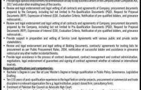 FBR Islamabad Jobs 2020