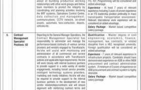 TransKarachi Jobs 2020
