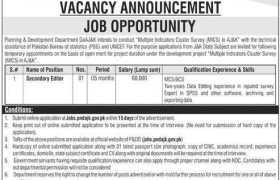 Planning & Development Department Jobs 2020