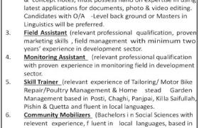 Jobs in Quetta 2020