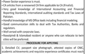Foundation Wind Energy Limited Jobs 2021