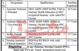 IHS Mardan Jobs 2021