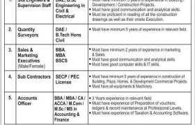 Orion Constructions & Associates Jobs 2021