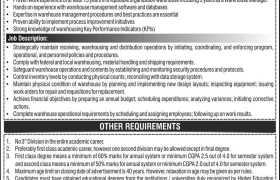 Jobs in PAEC 2021