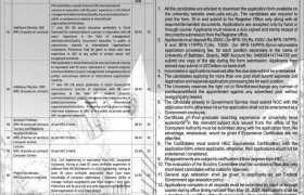 Jobs in University of Baltistan 2021