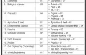 Jobs in Karakoram International University Gilgit 2021