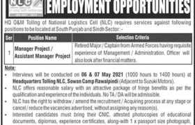 Jobs in NLC Headquarters 2021