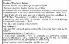 WAPDA Diamer Basha Dam Project Jobs 2021