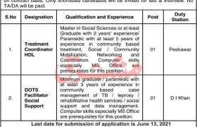 Jobs in National Civil Society Organization 2021