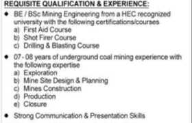 Maple Leaf Cement Factory Jobs 2021