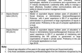 Pakistan Institute for Parliamentary Services Jobs 2021