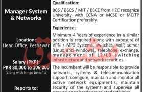 FF Steel Peshawar Jobs 2021