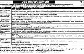 Jobs in ILF Pakistan Pvt Ltd 2021