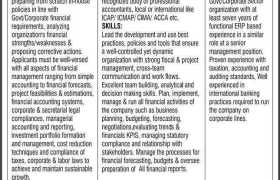 Private Sector Company Jobs in Haripur 2021