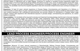 Jobs in Parco Coastal Refinery Limited 2021