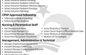 Jobs in SKMCH&RC Lahore 2021