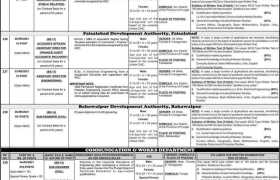 Jobs in Punjab Public Service Commission 2021
