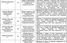 Jobs in Pakistan Medical Commission 2021