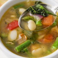 Healthy Vegetable Soup Diet For Weight Loss