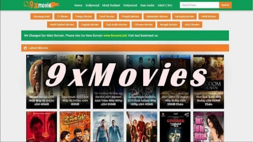 9xmovies Download Bollywood Hollywood HD Movie Online