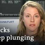 Coronavirus update: Stocks plunge globally | DW News