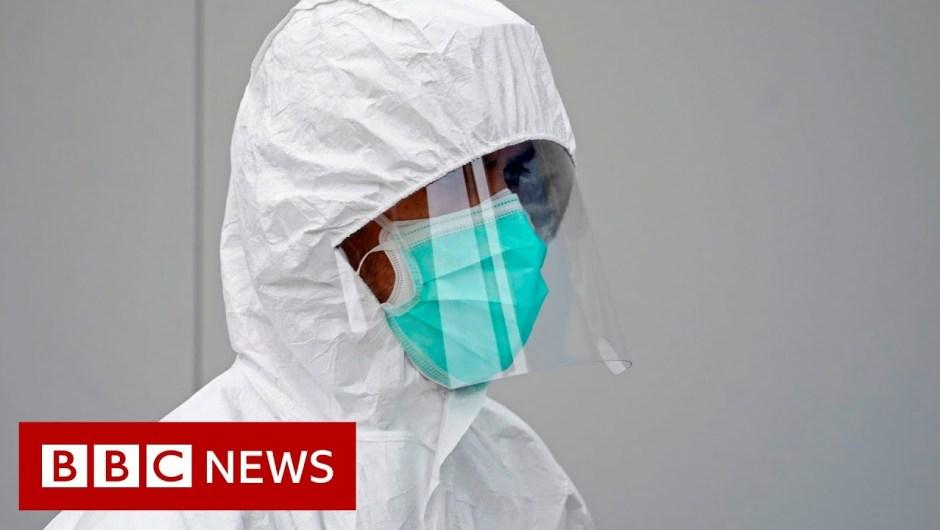 Coronavirus: Spain reviews greater than 800 new deaths  – BBC Information
