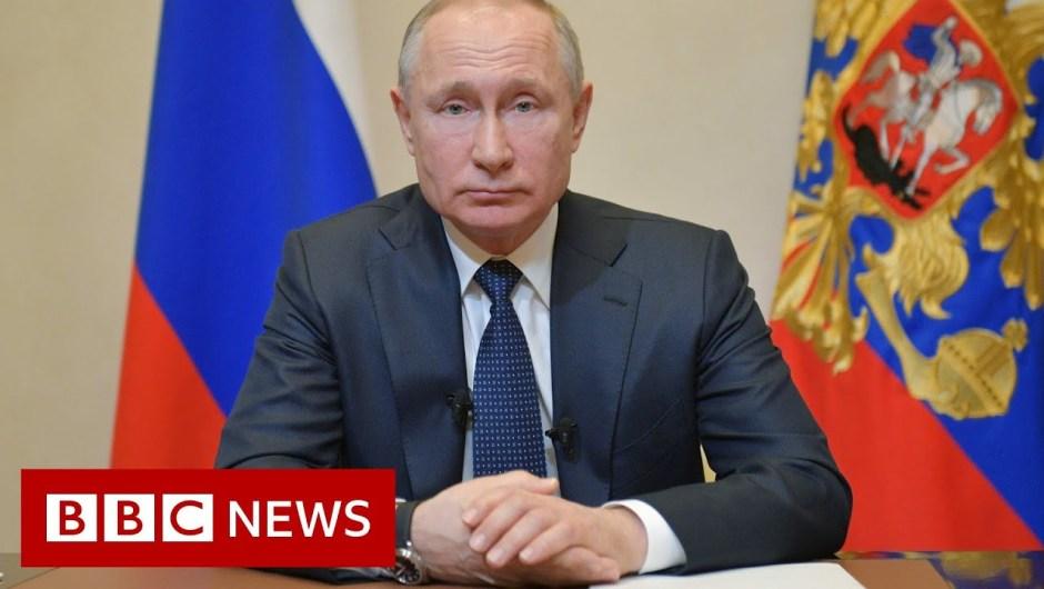 Coronavirus delays Russian vote on Putin staying in energy – BBC Information