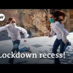 Spain lets children out to play after 6 weeks of coronavirus lockdown | DW Information