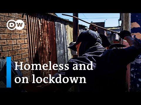 Coronavirus lockdowns spark police brutality in poor communities | DW Information