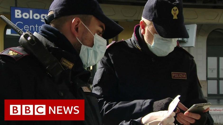 Coronavirus: Italy in lockdown – BBC Information