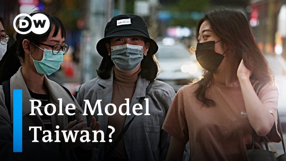 How Taiwan overcame it's face masks scarcity   Coronavirus Replace
