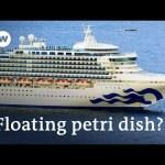 Coronavirus infections skyrocket on cruise ship in Japan | DW Information
