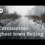 Coronavirus turns bustling Beijing right into a ghost city   DW Information