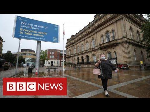Additional coronavirus restrictions shall be native not nationwide says UK authorities – BBC Information