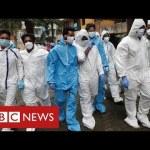 India going through coronavirus disaster with healthcare amenities beneath enormous strain – BBC Information