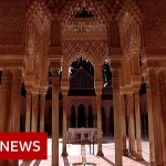 Coronavirus: Spain's Alhambra Palace reopens to guests – BBC Information