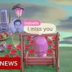 Coronavirus: 'I constructed a memorial to my grandfather on Animal Crossing' – BBC Information
