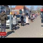 Coronavirus: hopes for many outlets in England to reopen in June – BBC Information