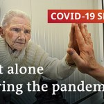 How the coronavirus pandemic challenges dementia sufferers and nurses | COVID-19 Replace