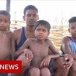 Coronavirus in India: Migrants fled cities on foot to their house villages – BBC Information