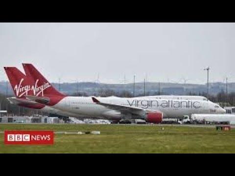 Coronavirus: Virgin Atlantic to chop 1000's of jobs and finish Gatwick operations – BBC Information