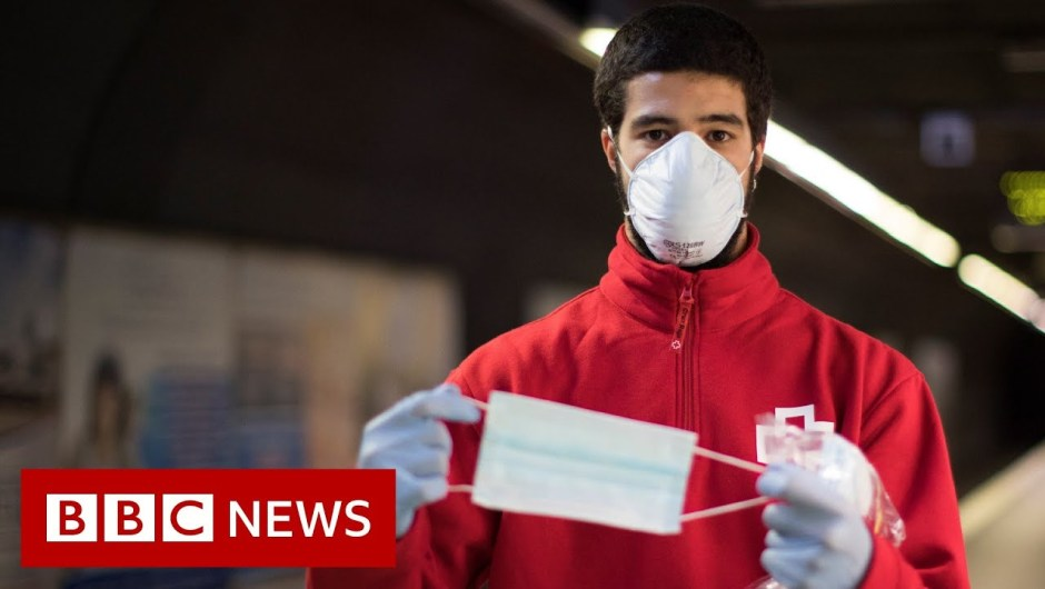Coronavirus: Can carrying masks cease the unfold of viruses? – BBC Information