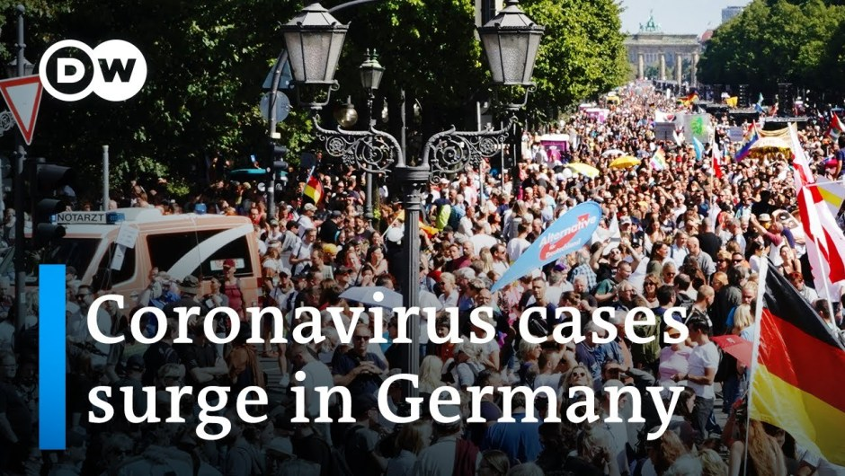 Berlin police attempt to shut down protest towards coronavirus restrictions | DW Information