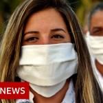 Coronavirus: Cuban docs go to South Africa – BBC Information