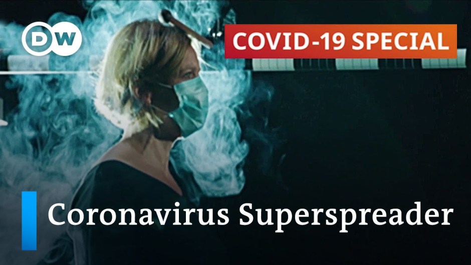 Superspreaders: How do they have an effect on the coronavirus pandemic? | COVID19 Particular