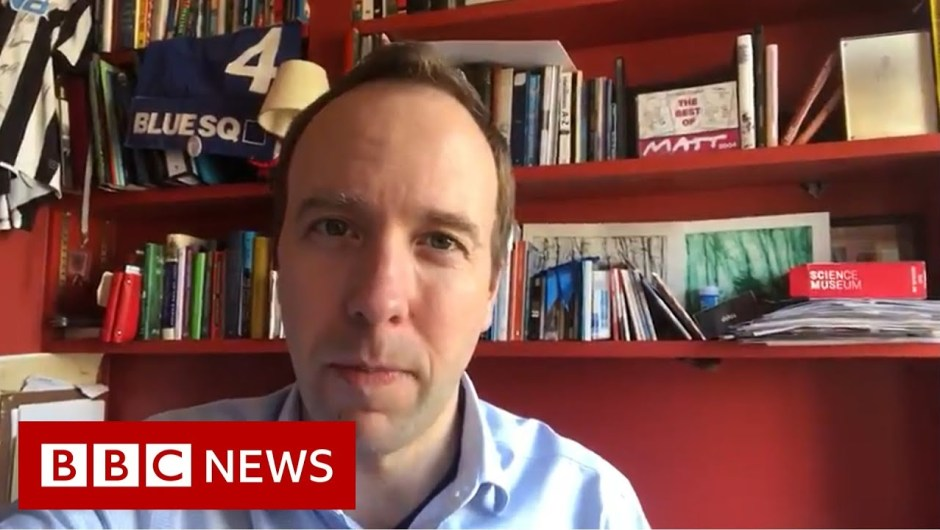 Coronavirus: UK Well being Secretary Hancock additionally exams constructive – BBC Information