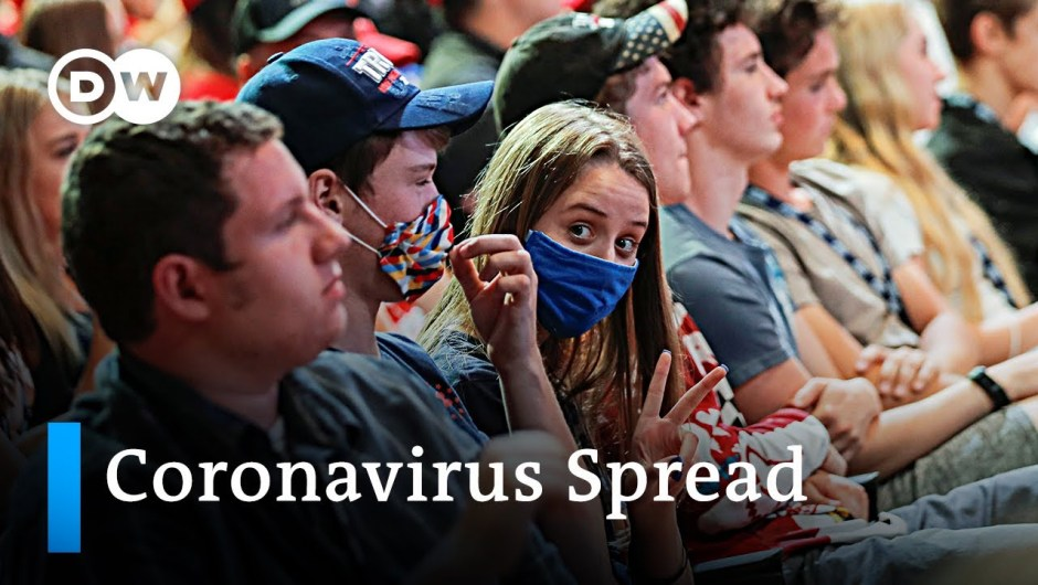 Air Conditioning suspected to play main function in coronavirus unfold   DW Information