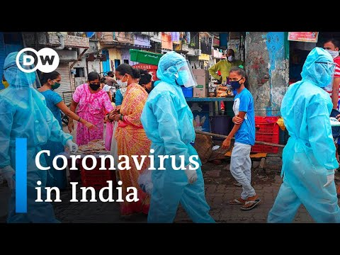 Coronavirus places India's well being care system on the sting of collapse   DW Information